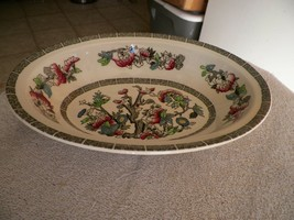 Johnson Brothers Indian Tree oval serving bowl 3 available - $23.17