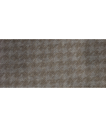 Galvanized Houndstooth 8x12 (1153) 100% wool hand dyed Weeks Dye Works  - $6.50
