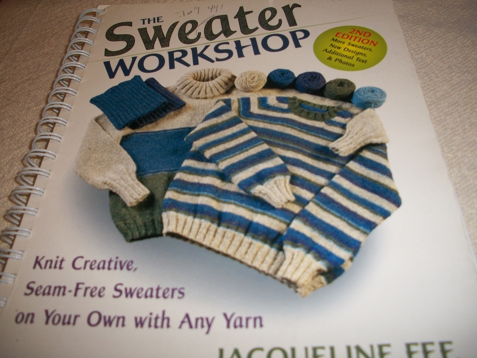 Primary image for The Sweater Workshop