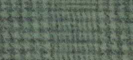 Seafoam Glen Plaid 8x12 (1166) 100% wool hand dyed Weeks Dye Works  - $6.50