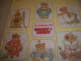 Cherished Teddies: Gardening Angels Cross Stitch Charts - $4.00