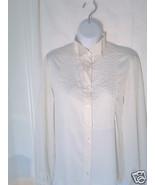 Ladies Tuxedo Blouse - $20.00