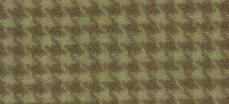 Primary image for Birch Houndstooth 8x12 (1197) 100% wool hand dyed Weeks Dye Works