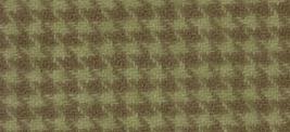 Birch Houndstooth 8x12 (1197) 100% wool hand dyed Weeks Dye Works  - $6.50