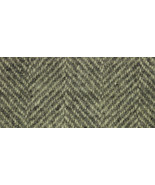 Birch Herringbone 16x13 (1197) 100% wool fabric hand dyed Weeks Dye Works  - $12.60