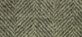 Birch Herringbone 8x12 (1197) 100% wool fabric hand dyed Weeks Dye Works  - $6.50