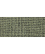 Birch Glen Plaid 8x12 (1197) 100% wool hand dye... - $6.50