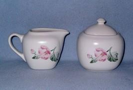 Pfaltzgraff Cape May Creamer and Sugar Bowl Set - $14.99