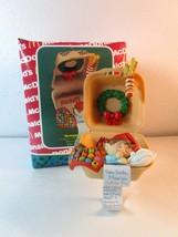 1990 Enesco McDonald's McHappy Holidays Christmas Ornament - $9.99