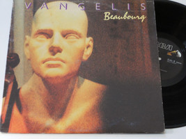 VANGELIS BEAUBOURG NEAR MINT  ALBUM VINYL Synth 1978 - $15.79