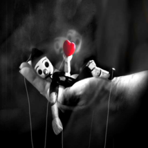 LOVE PUPPET ~ HAUNT YOUR TARGETS REALITY LOVE SPELL - $120.00