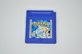 Authentic Pokemon Blue Game Boy Color 1998 Cartridge ONLY TESTED WORKING - $37.99