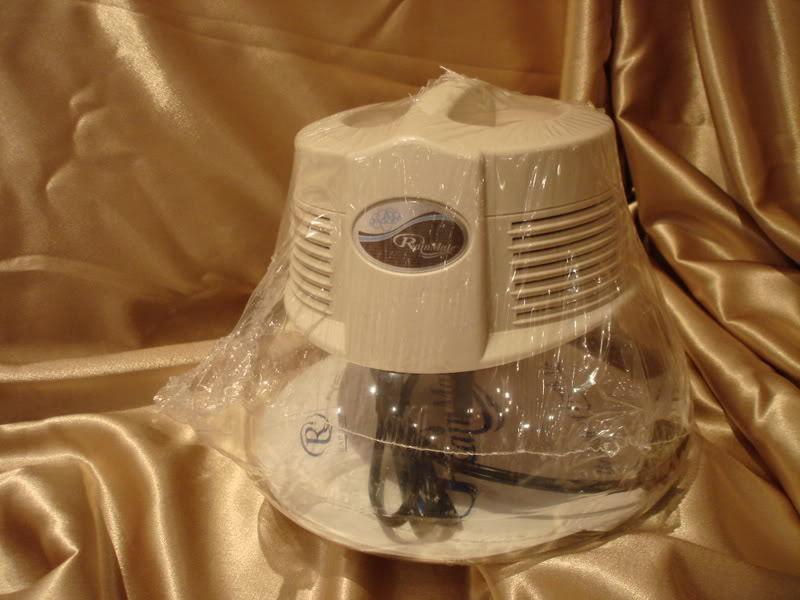 2014 Rainbow Rainmate Ivory Bonus Fragrance E E2 Vacuum Air Humidifier Cleaner Essential