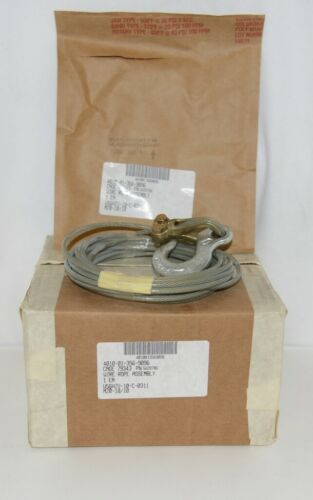 Unbranded 4010013569096 Single Leg Wire Rope Assembly SW29786