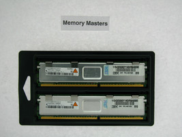 46C7422 4GB Approved (2x2GB) PC2-5300 Fbdimm Pour IBM Bladecenter 2RX8