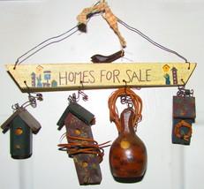 BIRD HOUSE WALL/DOOR  DECORATION - $4.99