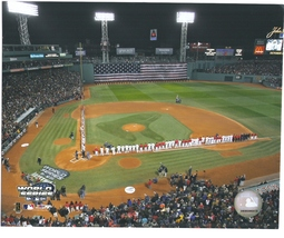 Fenway Park 2004 Series Boston Red Sox Vintage 11X14 Color Baseball Photo - $14.95