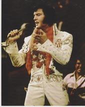 Elvis Presley Hawaii  Vintage 11X14 Color Music Memorabilia Photo - $12.95