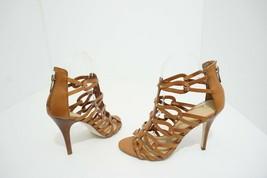 Ivanka Trump Women's Heels Brown Leather Sandals US 7.5 - $44.55