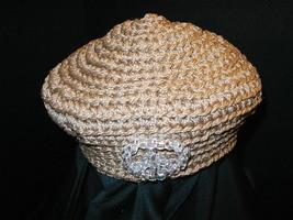 Crochet - The Pill Box Hat!  image 5