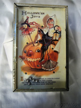 3 Bethany Lowe Halloween Vintage Postcard BB Games Joy-Tricks-Greetings image 2