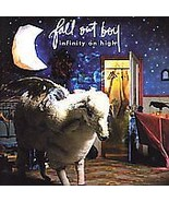 FALL OUT BOY  ( INFINITY ON HIGH ) - $2.25