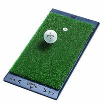 Golf Hitting Mat Grass Training Learning Indoor Outdoor Playing Sport Ki... - $33.06