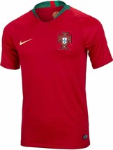 Nike Breathe 2018 Portugal World Cup Home Jersey Red 893877 Men's, - $65.00