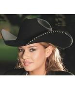 NEW Montecarlo Bullhide DELTA DAWN 4X Wool Western Cowboy Hat NWT Truman... - $59.95