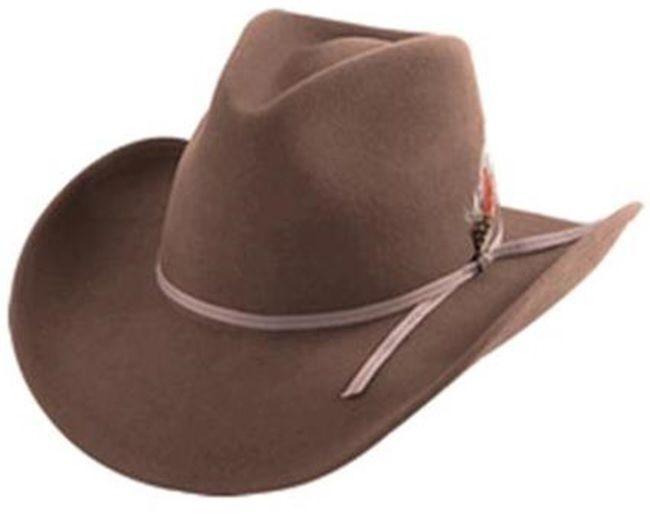 6dda767117a New Henschel Hats U Shape It Wool Western and 50 similar items