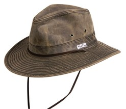 NEW Conner Packable Crushable Cotton OUTBACK Hunting Fishing Hat Brown Y... - €45,98 EUR