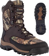 NEW Men's Rocky CORE Waterproof Insulated Leather OUTDOOR Hunting Boot F... - $2.102,58 MXN
