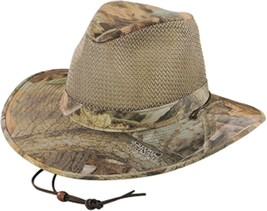 NEW Henschel Hats Lined Mossy Timber BREEZER Mesh Hunting Fishing Hiking... - $49.95+
