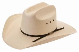 NEW SILVERADO Hats CUTTER Toyo Straw Men's Western Cowboy Hat Ivory NWT - €54,38 EUR+