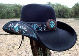 NEW Montecarlo Bullhide Hats ALL for GOOD Wool Felt Western Cowboy Hat NWT - £40.58 GBP+