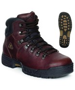 NEW Men's Rocky MobiLite Waterproof Steel Toe Leather Work Boots Brown FQ0006114 - $154.99