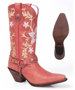 "NEW Durango Boots CRUSH Women's EMBROIDERED 12""... - $199.99"