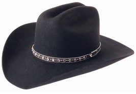 "NEW Silverado Hats ""SHOOTING STAR"" Wool Felt Western Cowboy Hat Made In ... - €81,40 EUR"