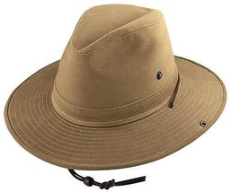NEW Henschel Khaki AUSSIE Poly Cotton Twill Lined Hunting Fishing Hiking... - $55.95+
