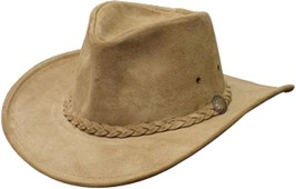 NEW USA MADE Henschel Crushable WEEKEND WALKER Tan Leather Western Cowbo... - $75.95+