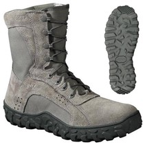 NEW ROCKY Boots S2V MILITARY STEEL TOE Leather Duty Work Boot Flash/Wate... - $237.99