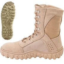 NEW ROCKY Boots S2V MILITARY DESERT Water Res. STEEL TOE Duty Work Boot ... - $4.511,55 MXN+