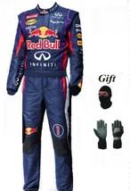 Red Bull Go kart racing suit 2013 style, CIK/FIA level 2 suit - $160.99