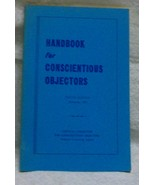 Handbook for Conscientious Objectors  - $25.00