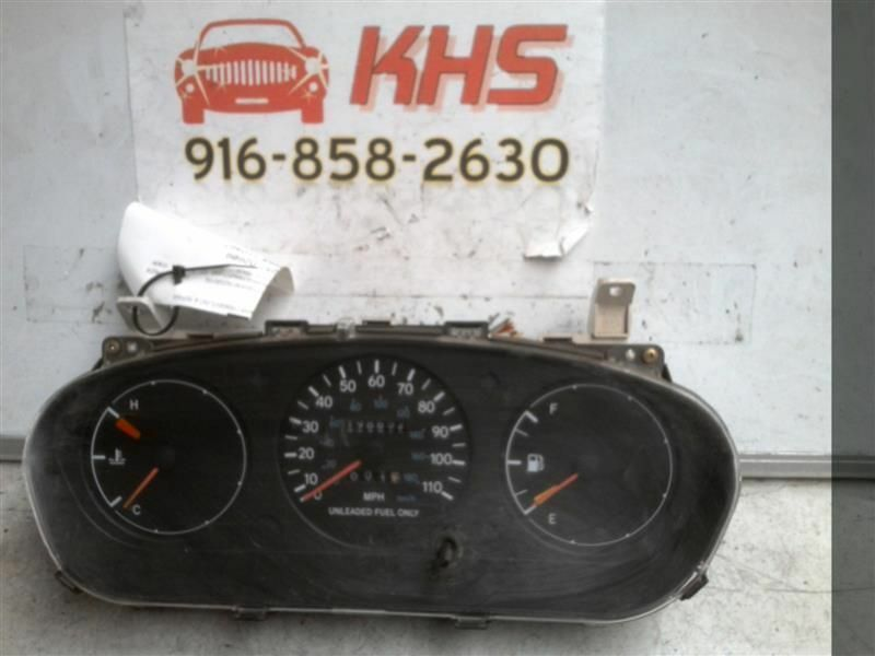 Primary image for Speedometer Cluster Without Tachometer Fits 93-97 PRIZM 169469