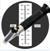 0-90%brix Refractometer RHB0-90 Single Scale - $39.96