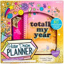 Glitter Dream planner set Orange w - $13.99