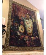 "Tuscan ""Chosen Clay Vase"" Large Wall Tapestry, Elizabeth Brandon - $62.00"