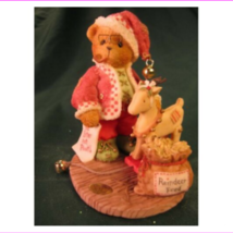 Cherished Teddies.......... Wendall... Have You Been Naughty Or Nice#848565 - $18.70