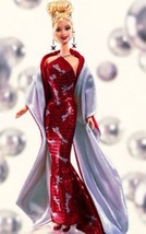 2000 RED COLLECTOR EDITION BARBIE 2000 GOWN NRFB - $18.81